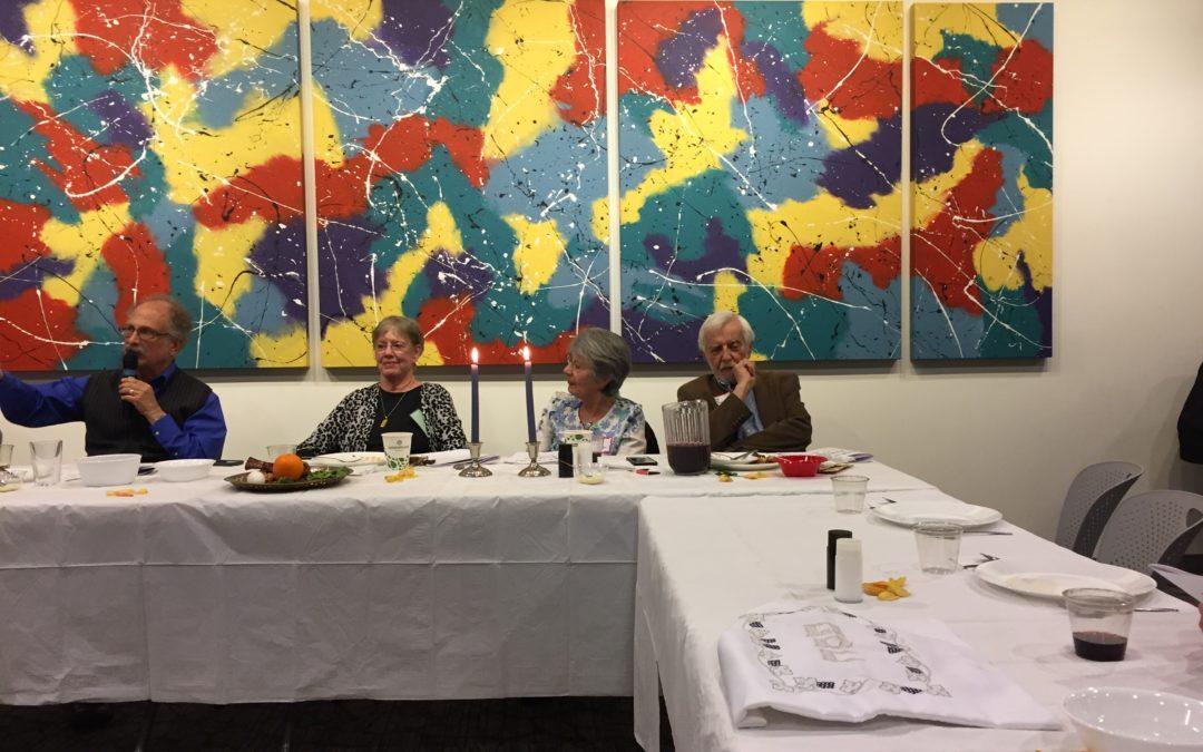 Passover Seder | First Universalist Church of Denver